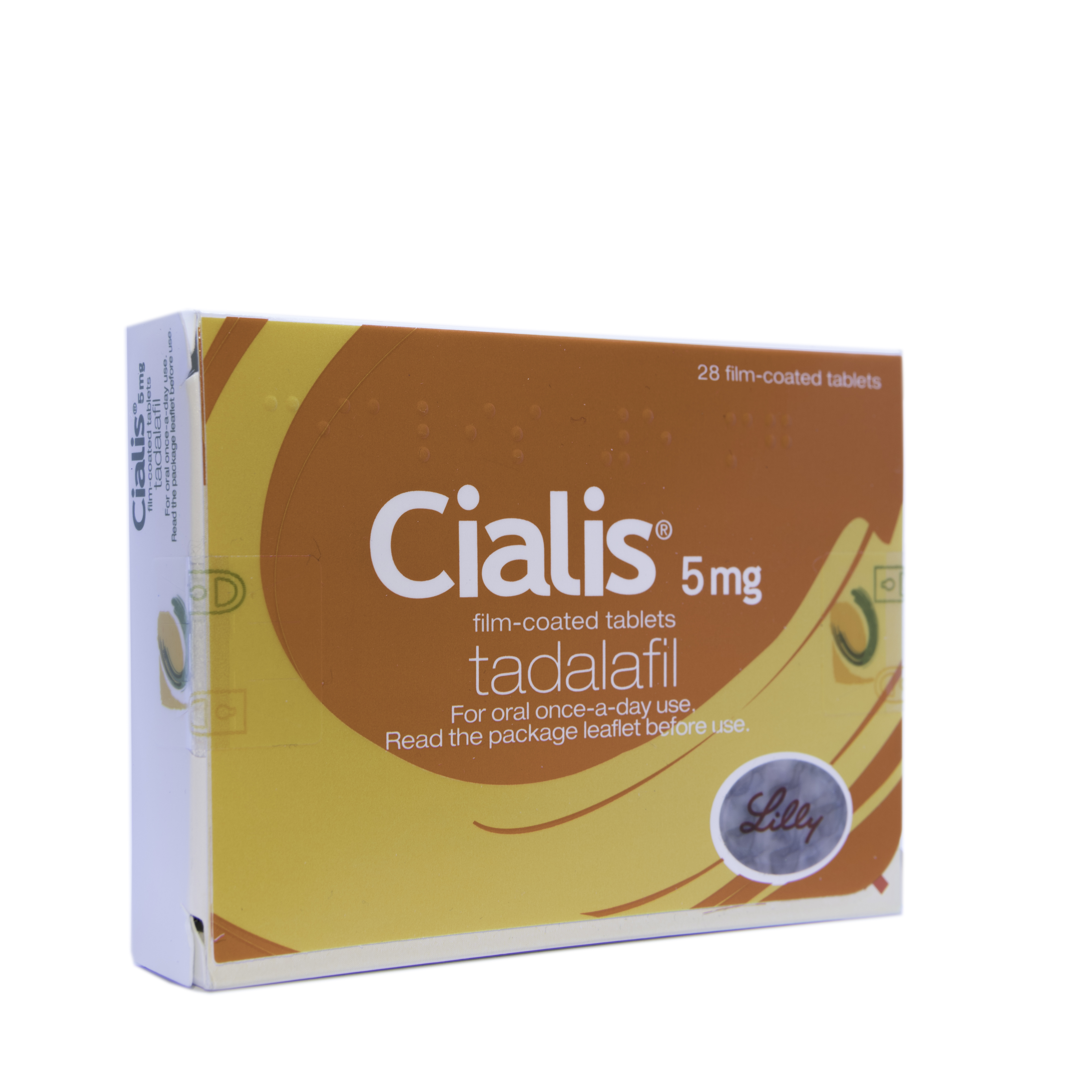 Once a day cialis dosage